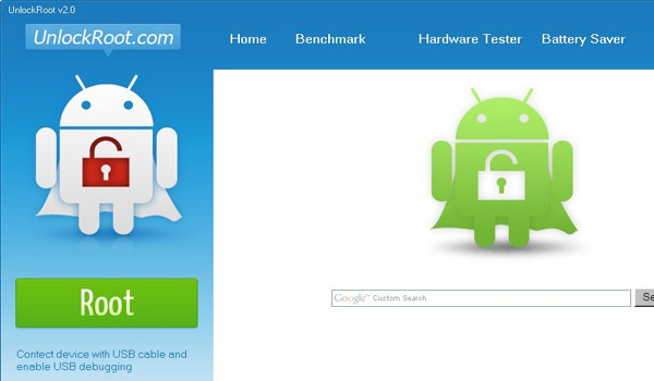 how to root an android phone using unlock root