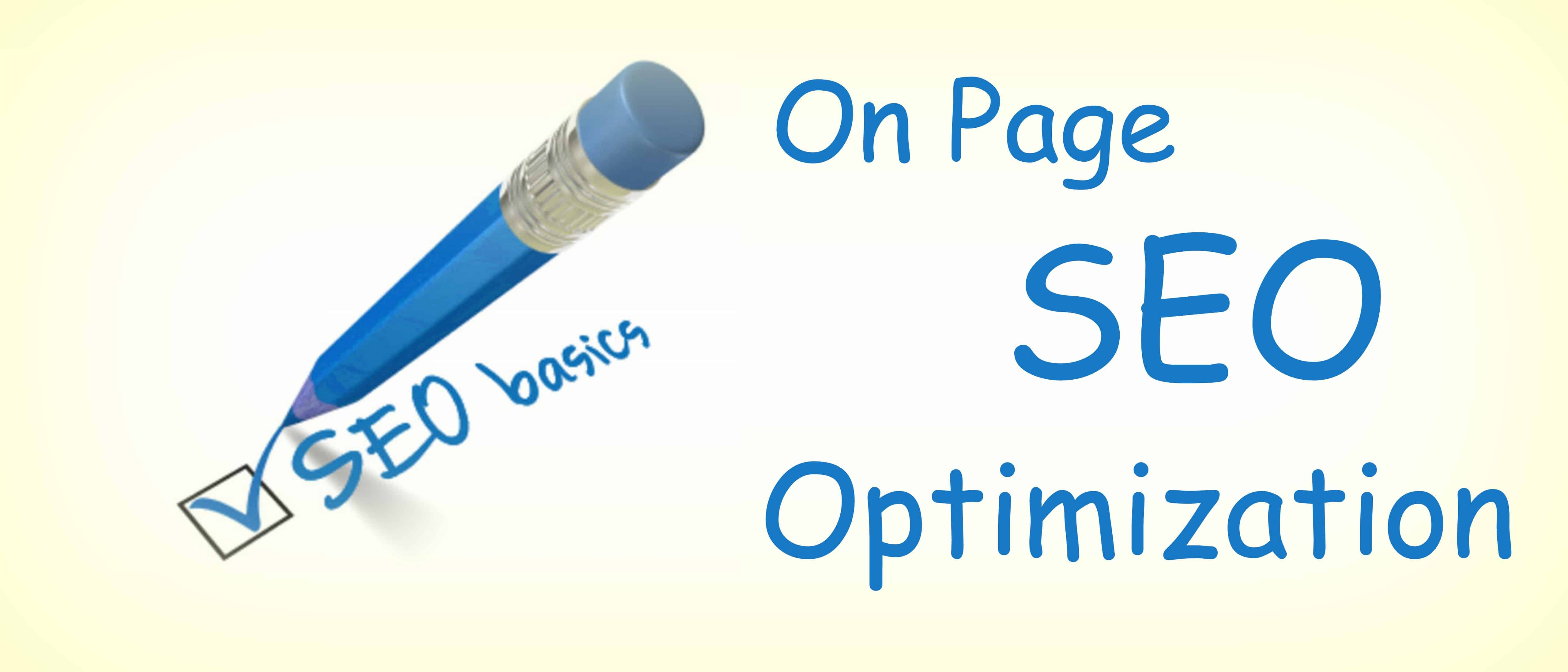 Top best on Page SEO Techniques