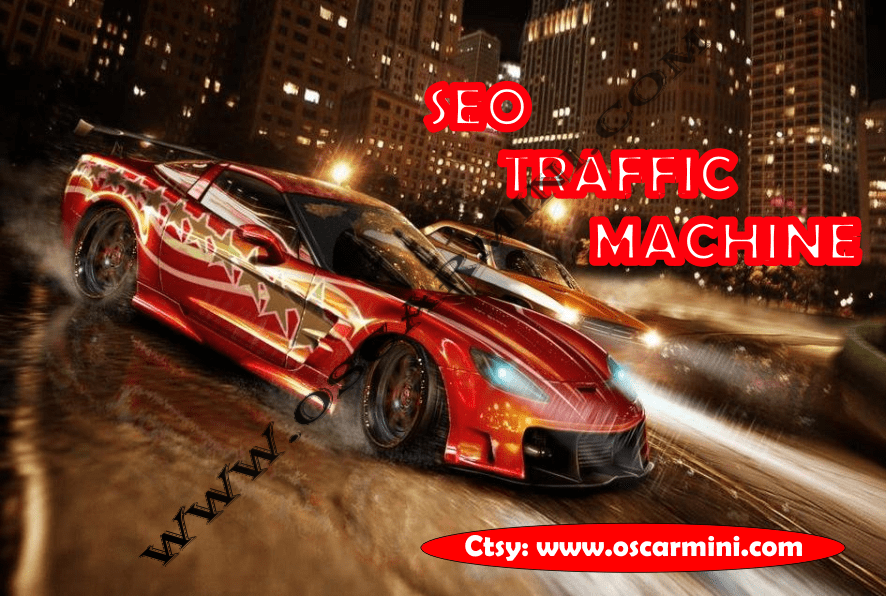 turning my blog into a traffic machine