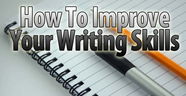 basic writing improvement tips