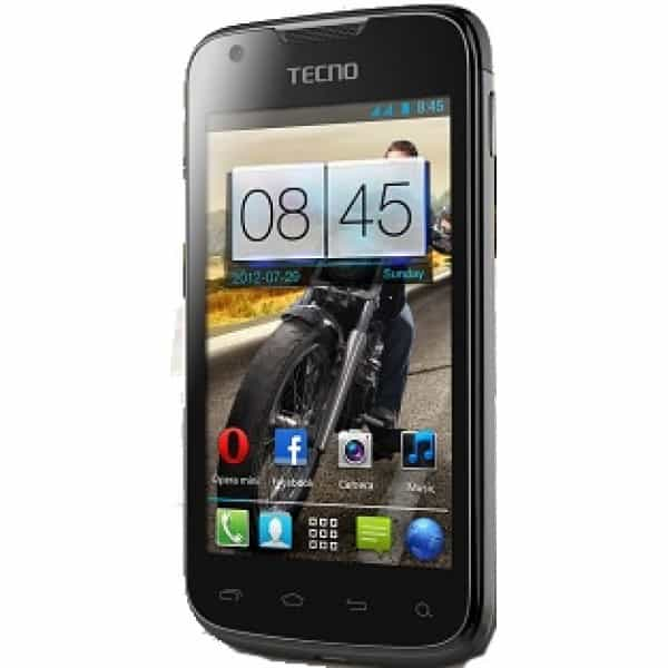 Tecno D5 Android smartphone