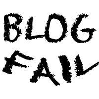 why most bloggers and blogs fail