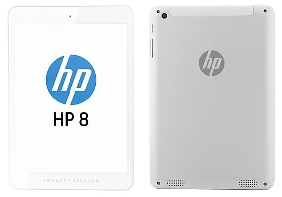 hp 8 android tablets