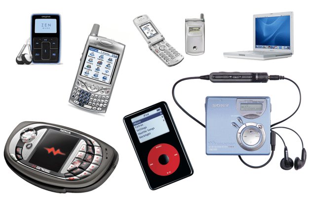 gadgets from 2004