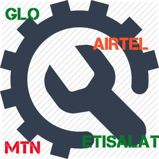 manual internet configurations for nigerian networks
