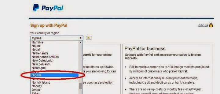 paypal now in Nigeria