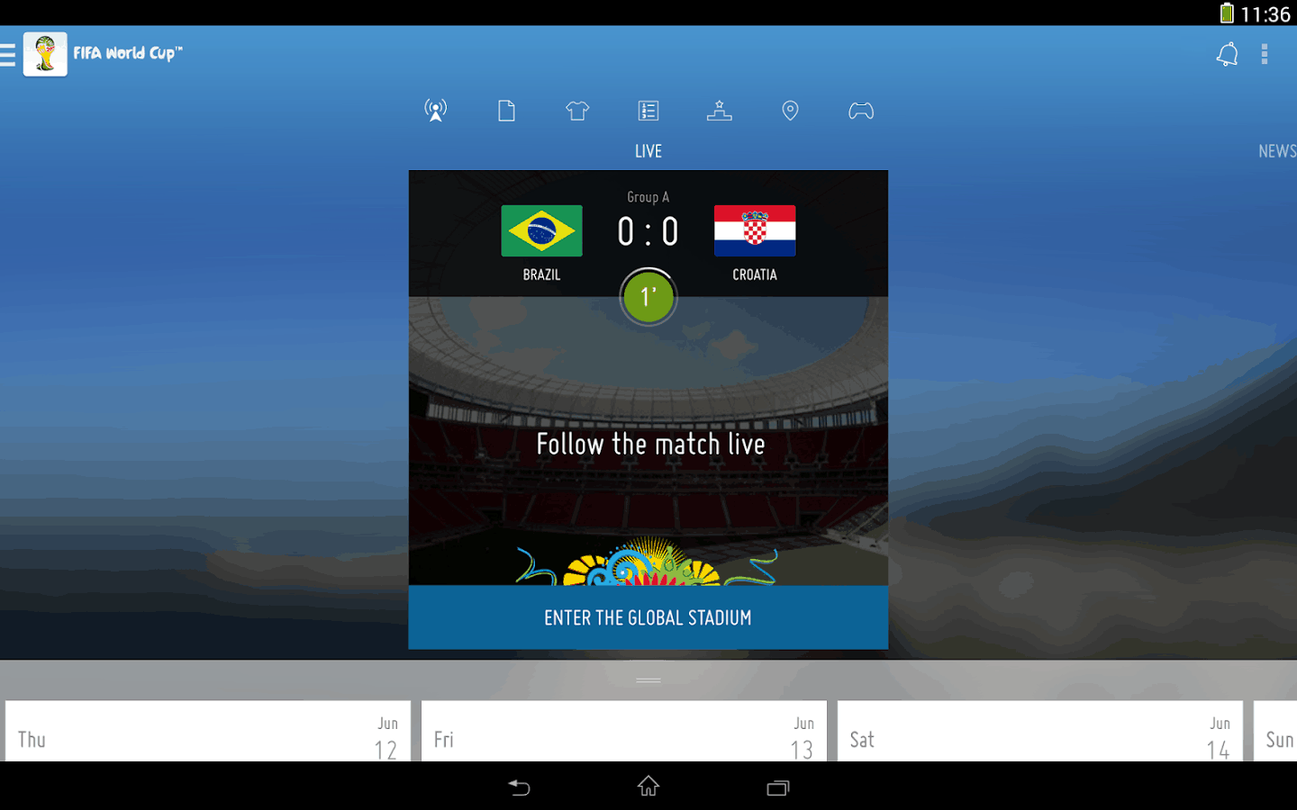 fifa app for android and ios