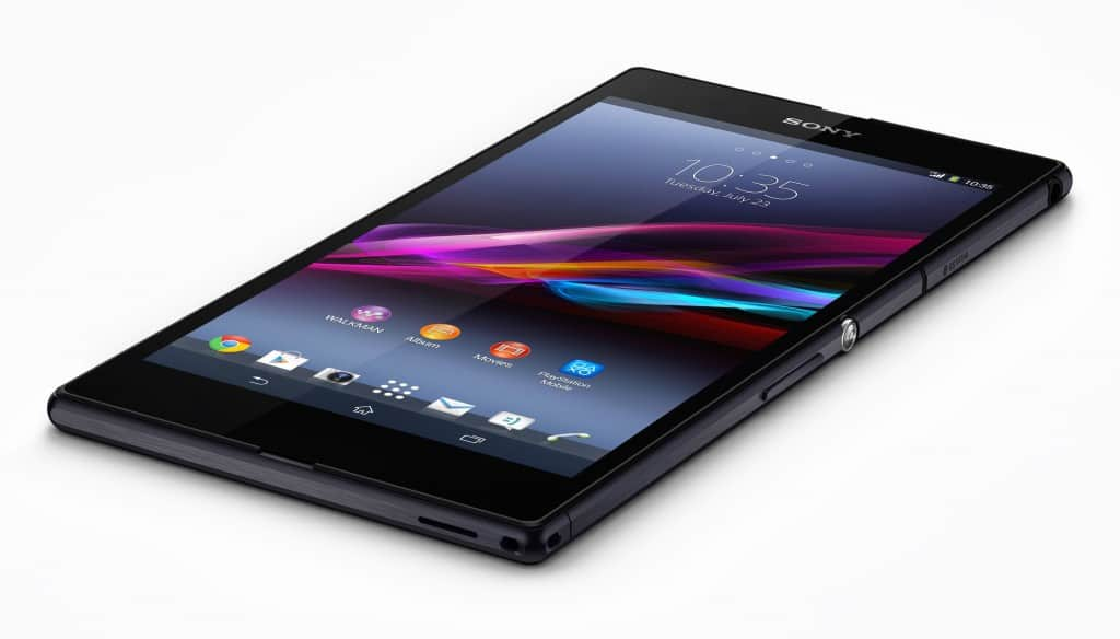 how to factory reset xperia z ultra
