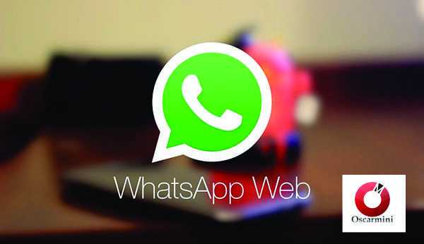 Using Whatsapp on the Web