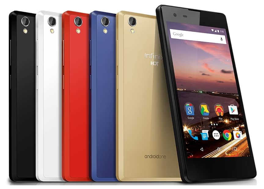 Infinix Hot 2 X510 Review and Specifications