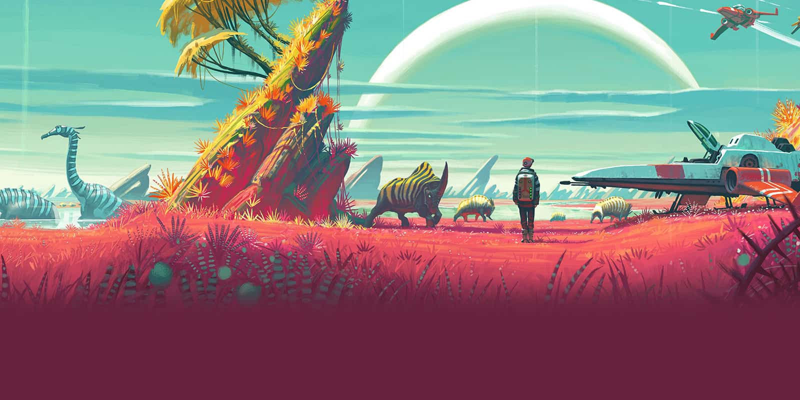 No Man's Sky Video Game