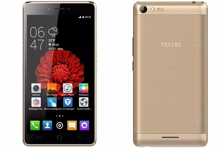 Tecno L8 Specs Review and Price
