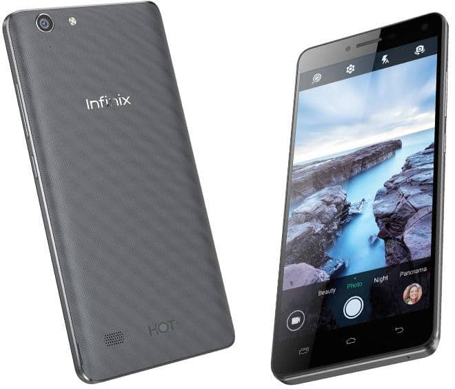 Infinix Hot 3 Specs Review and Price