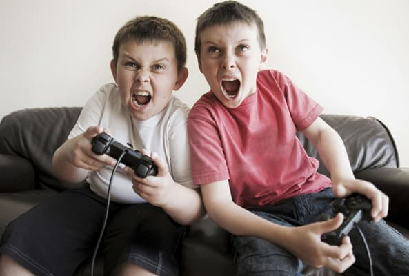 Why All Kids should be allowed to Game
