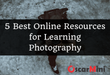 Best Online Resources for Learning Photography