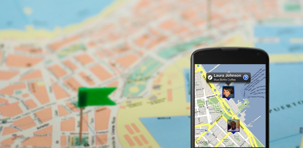 gps trqcker apps for android