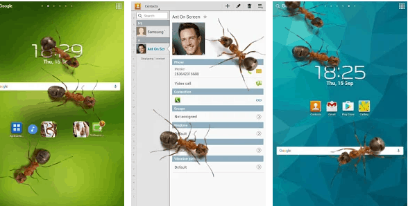 best ant on screen apps