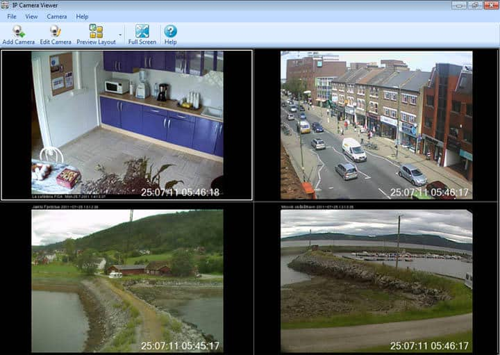 best camera iP software for windows