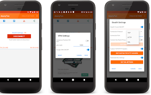 How to Download Anonytun Pro VPN Proxy for Android