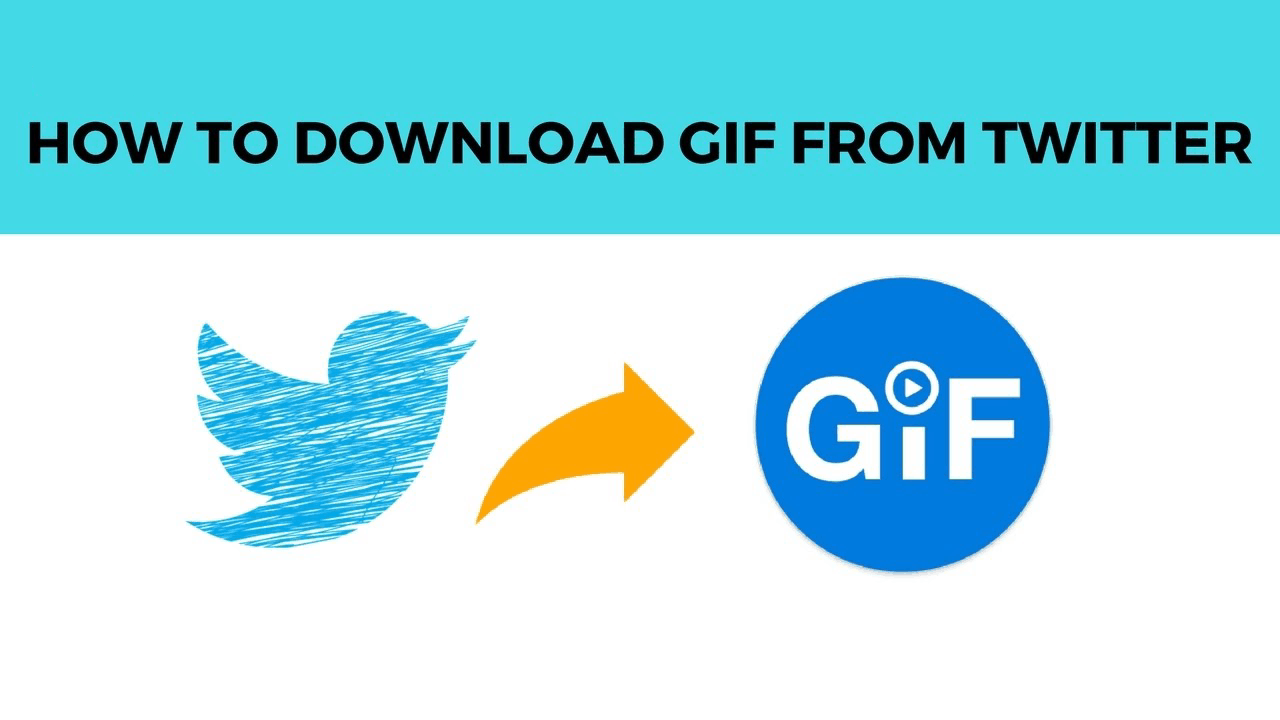 how to save gif rom twitter