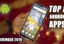 Best Android Apps November 2019