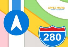 Apple Maps Features