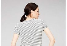DAILY RITUAL SUPERSOFT TERRY SHORT-SLEEVE SHIRT WITH SHIRTTAIL HEM