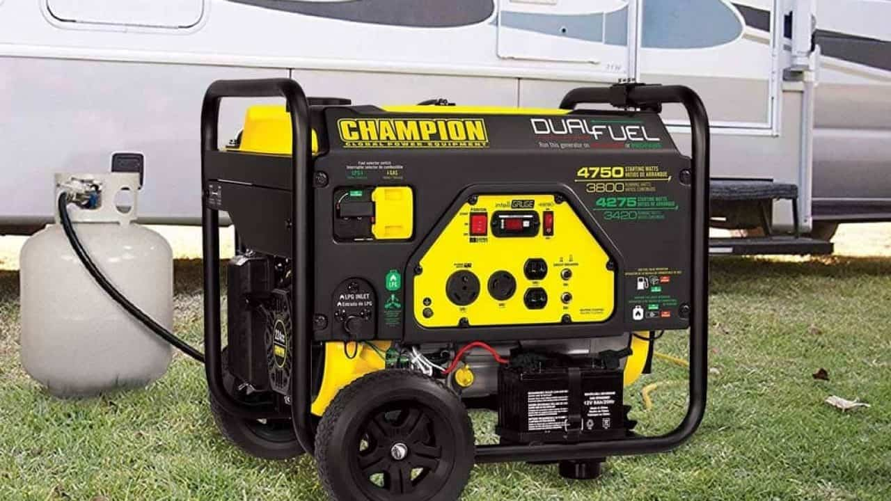 Portable Generators on Amazon