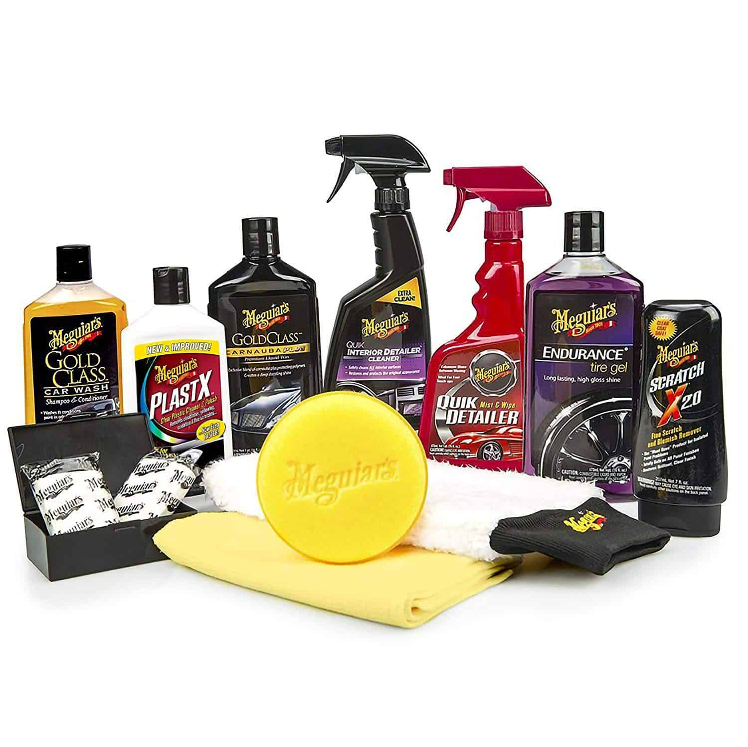 best car wash kits to buy