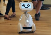 BUDDY Your Family's Companion Robot