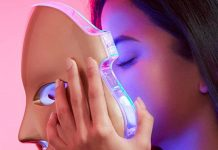 MZ Skin by Dr. Maryam Zamani Light-Therapy Golden Facial Treatment Device