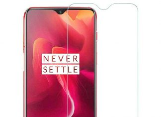 OnePlus Tempered Glass