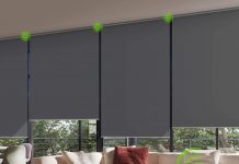 Yoolax Roller Smart Blinds
