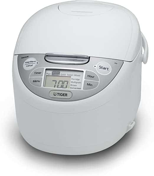 Tiger 5.5-Cup Rice Cooker and Warmer