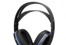 ARTISTE Wireless TV Headphones Over Ear Headset