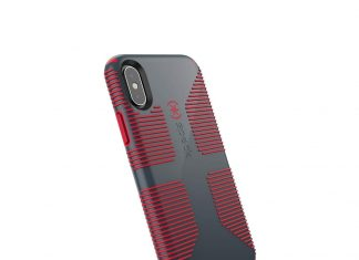 Speck Candyshell Grip iPhone X Case