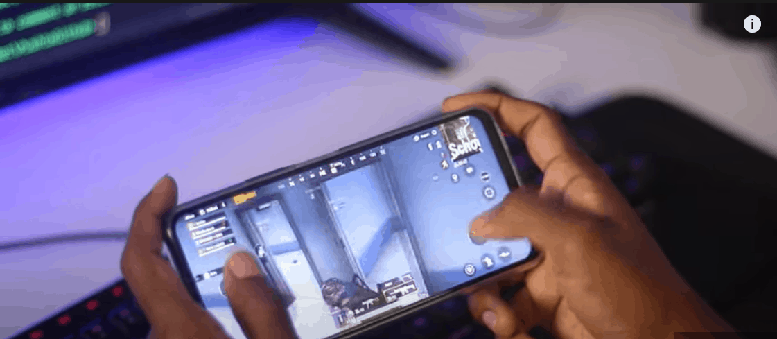 Infinix Note 7 display