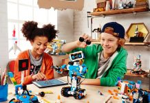 Lego Robotics For Kids