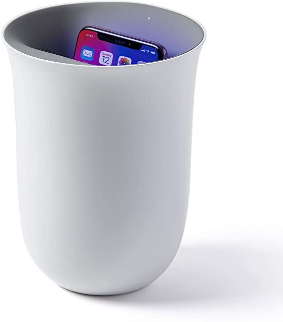 Oblio Phone Sanitizer And Wireless Charger