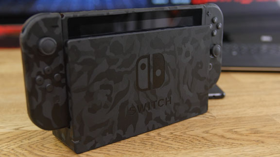 dbrand Nintendo Switch Skin