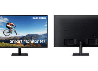 Samsung Smart Monitor M7