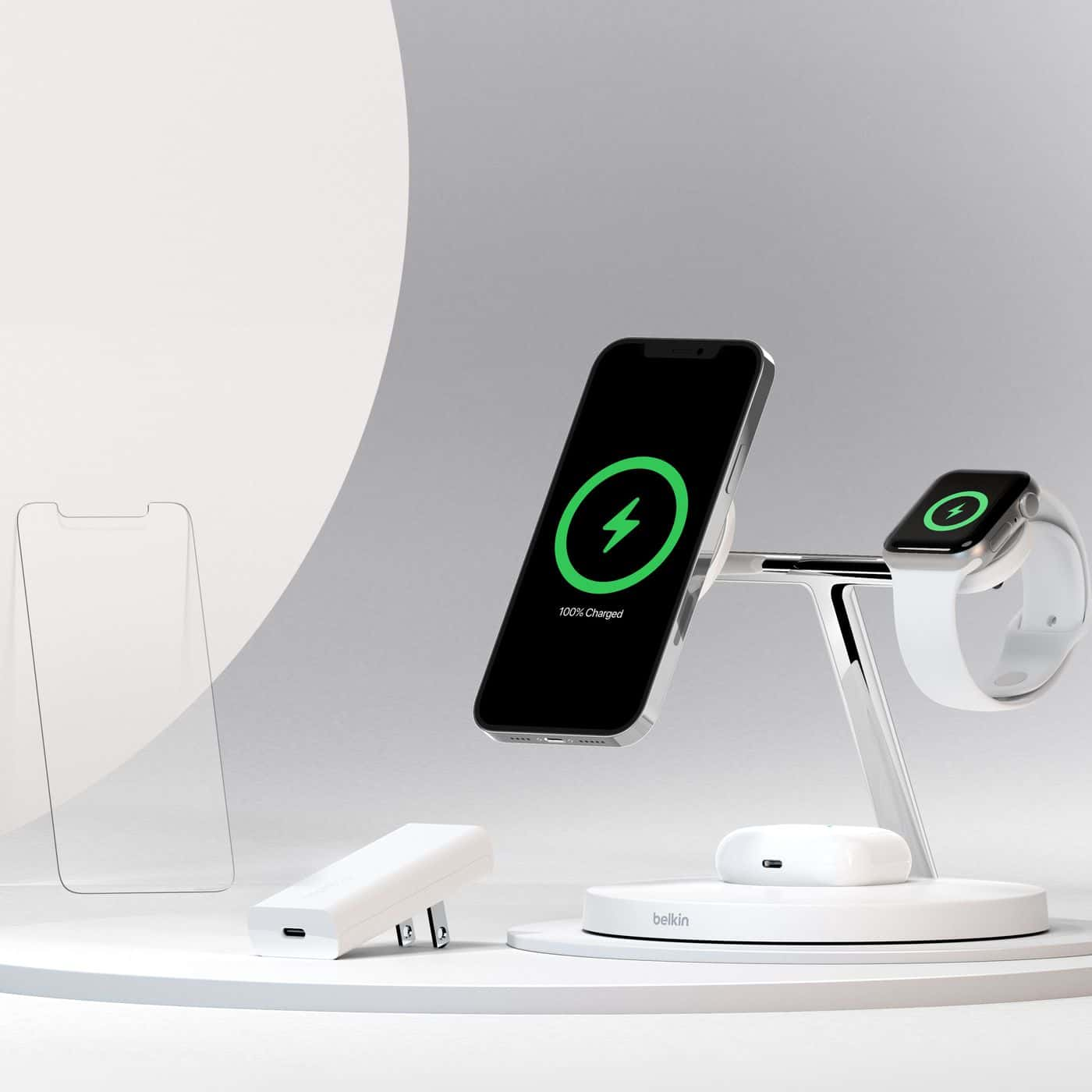 Belkin Boost Charge 3-in-1 Wireless Charger