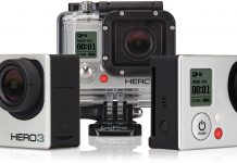 Go Pro Hero 3 Action Camera