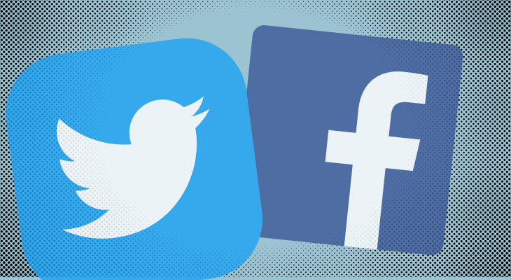 Russia imposes fine on Twitter and Facebook