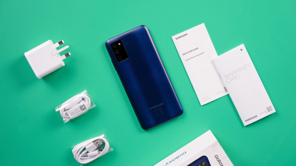 Samsung Galaxy A03S Review